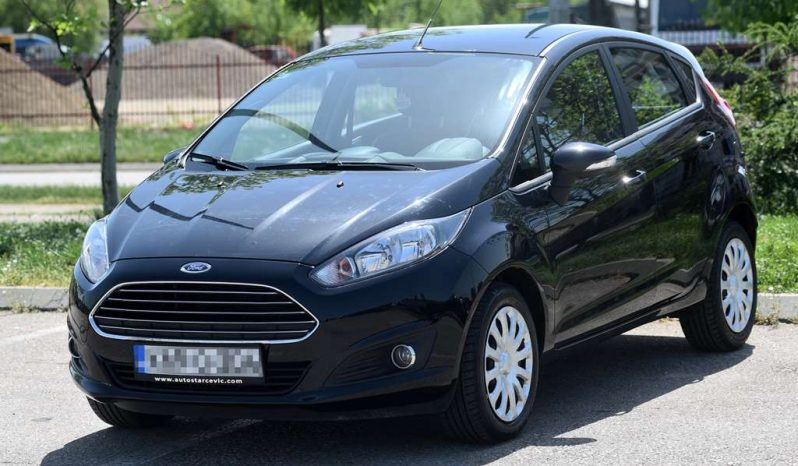 Ford fiesta rent a car banja luka