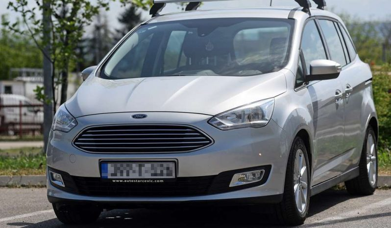 Ford C-Max rent a car banja luka